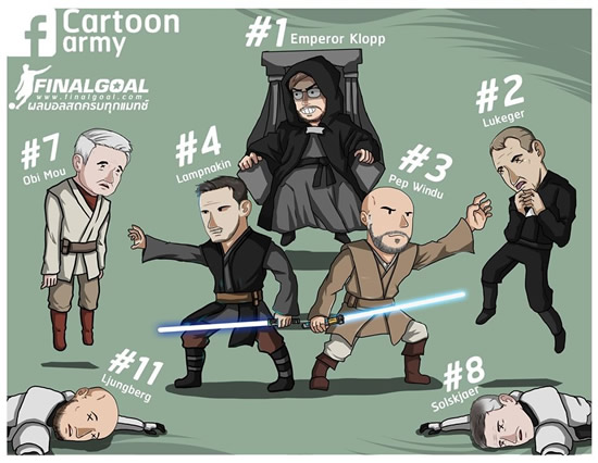 7M Daily Laugh - EPL WARS