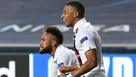 Neymar & Mbappe will never leave PSG, claims president Al-Khelaifi after Atalanta win