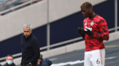 Paul Pogba: Jose Mourinho treated Man United players like they 'didn't exist'; Ole Gunnar Solskjaer is different